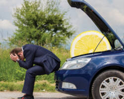 Why are defective cars called lemons? Where did the lemon law gets its name?